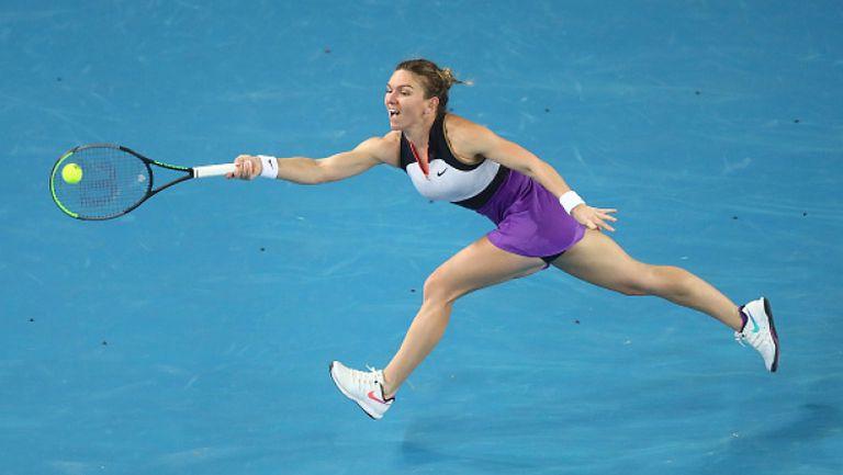 Симона Халеп се спаси от ранно отпадане на Australian Open