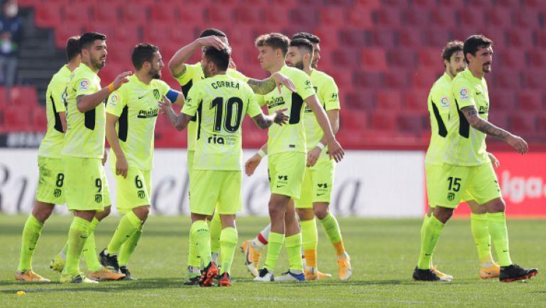 Гранада - Атлетико Мадрид 1:2