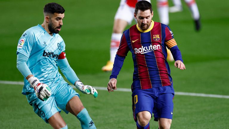 Барселона - Алавес 5:1