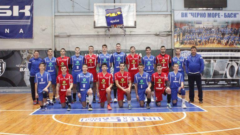 Играчите на Черно море отново тренират