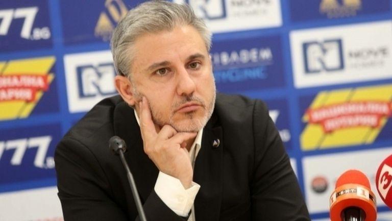Павел Колев започва работа в УЕФА