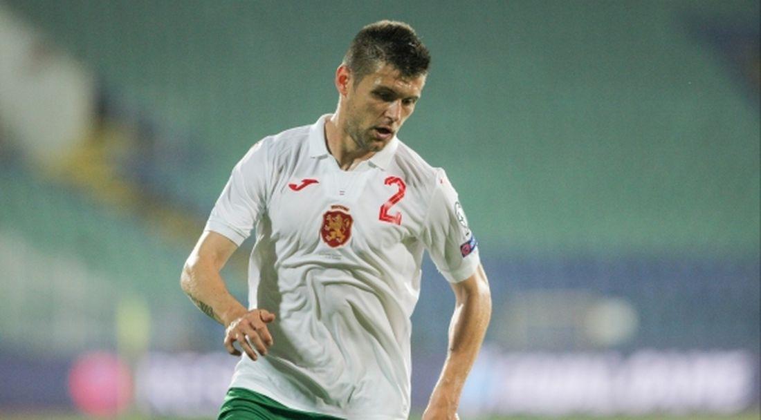 Страхил Попов отново е в идеалния отбор на кръга в Турция
