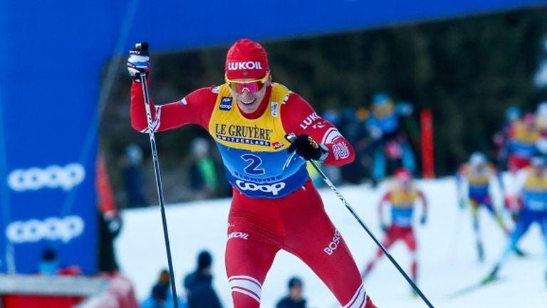 """Болшунов спечели и третия етап в """"Тур дьо Ски"""""""