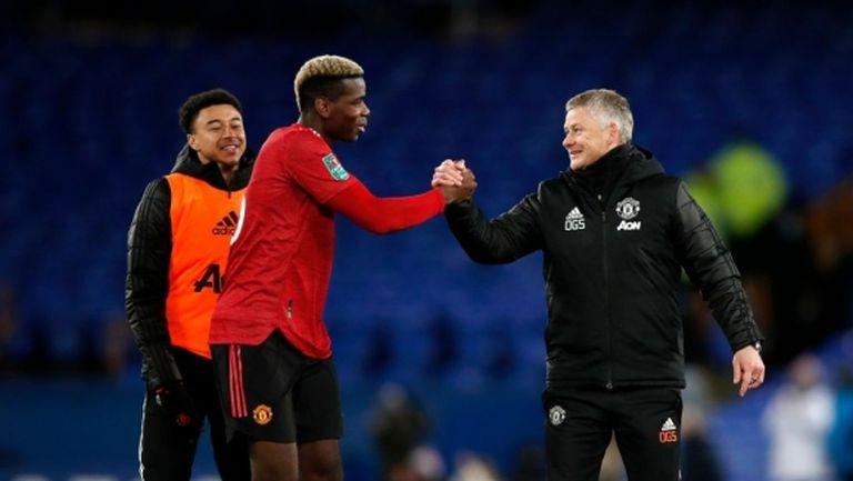 Юнайтед отхвърли първата оферта на Юве за Погба