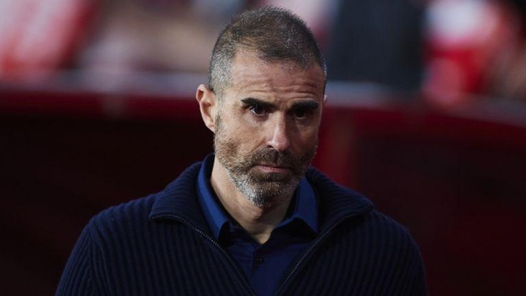 Днешната победа не спаси поста на треньора на Атлетик
