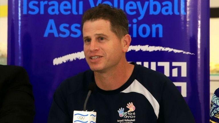 Треньорът на Израел: Ще бъде много голямо предизвикателство да играем с България