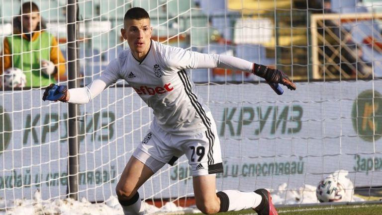Феновете на ЦСКА 1948 избраха играча на полусезона