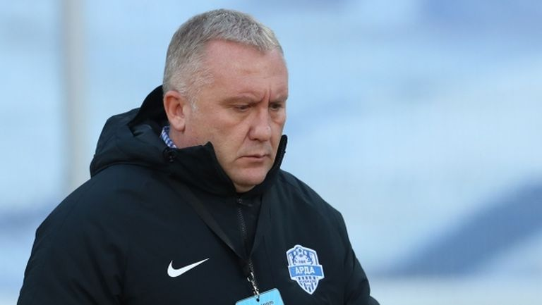 Ники Киров: Постоянно се оглеждам за нови футболисти, но зимата е по-трудно