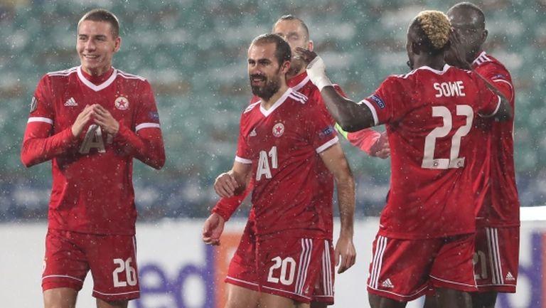 Феновете на ЦСКА-София избраха гола на годината
