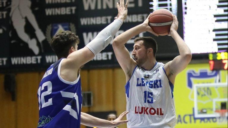 Рилски спортист сложи край на лошата си серия срещу Левски Лукойл (видео и галерия)