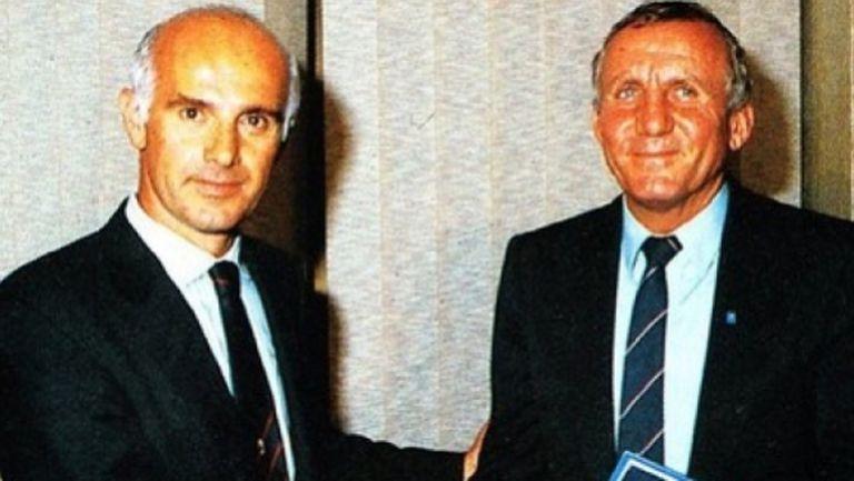 Левски си припомни за един от най-големите треньори на България