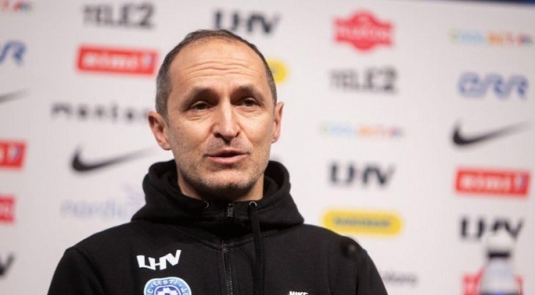 Швейцарец поема естонския национален отбор