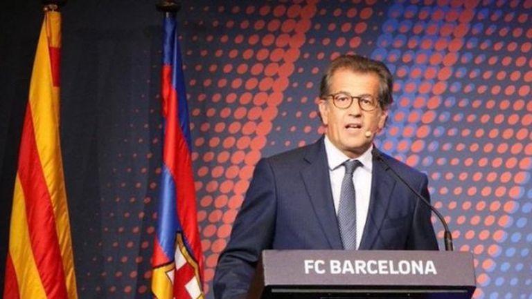 Кандидат за президент на Барселона: Ако изберат Лапорта, клубът ще е в голяма опасност