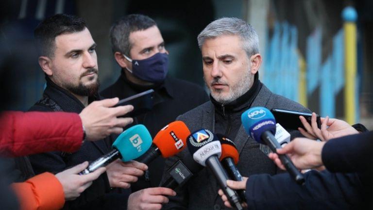 """Тартор на сектор """"Б"""" се закани да публикува скандални записи за шеф на Левски, нещата били много зле"""