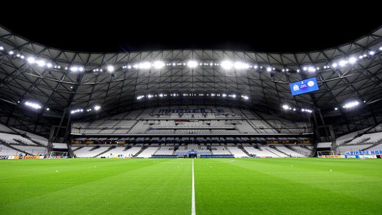 Олимпик Марсилия предлага стадиона си за ваксинации срещу COVID-19