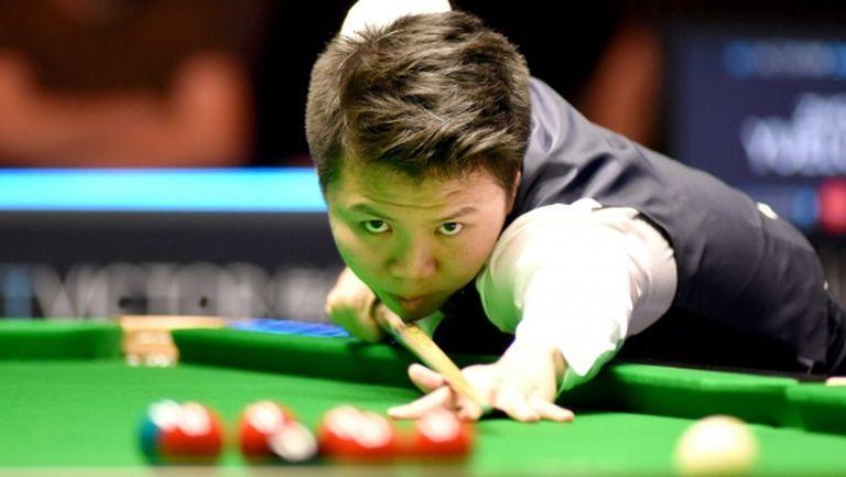 Ясен е първият финалист в Шампионатната лига по снукър