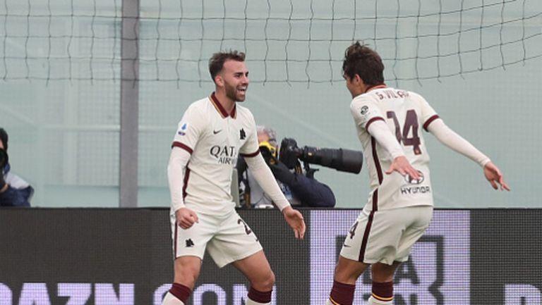 Рома с нова победа след вихрено първо полувреме и блестящ мач на Борха Майорал