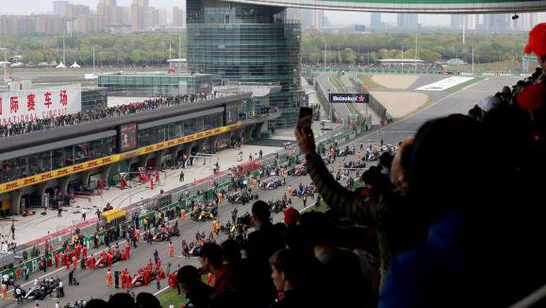 И Гран При на Китай във Формула 1 е под заплаха заради COVID-19