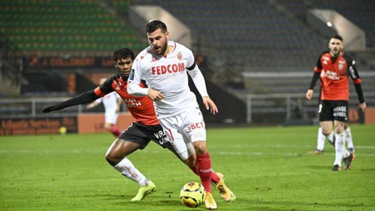 Монако с убедителен успех в Лига 1 (видео)