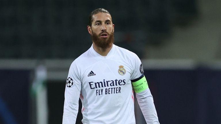 Рамос иска Реал да направи изключение за него или отива да играе с Меси в ПСЖ