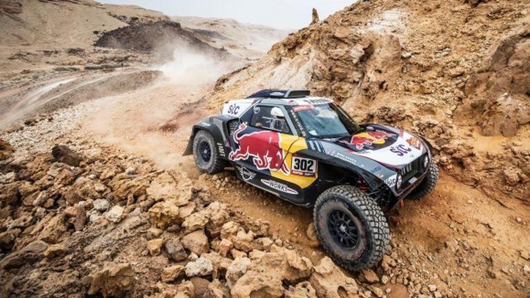 Петерханзел увеличи преднината си в рали Дакар