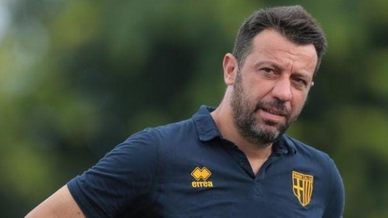 Парма върна Роберто Д'Аверса на треньорския пост