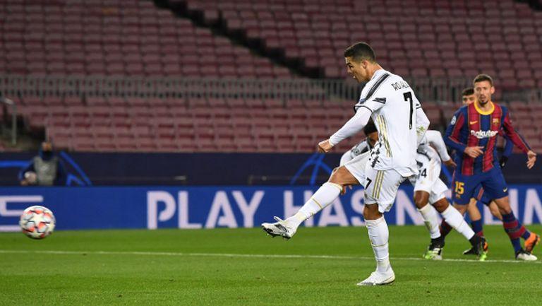 Кристиано Роналдо е лидер по важен показател, Меси извън топ 3