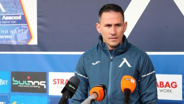 Миланов обясни отсъствието на Славиша Стоянович