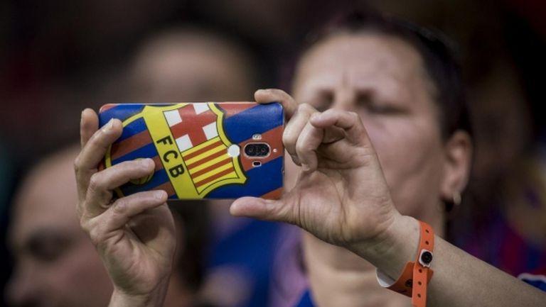 Барселона е лидер в социалните мрежи за шеста поредна година