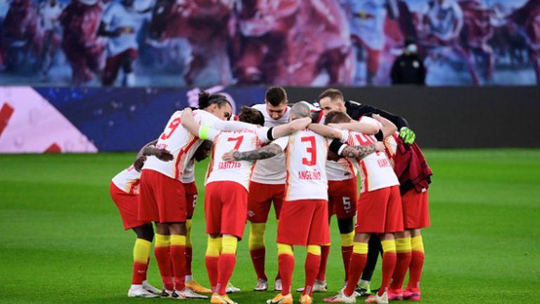 РБ Лайпциг продължи договора на вратар и му даде треньорски пост