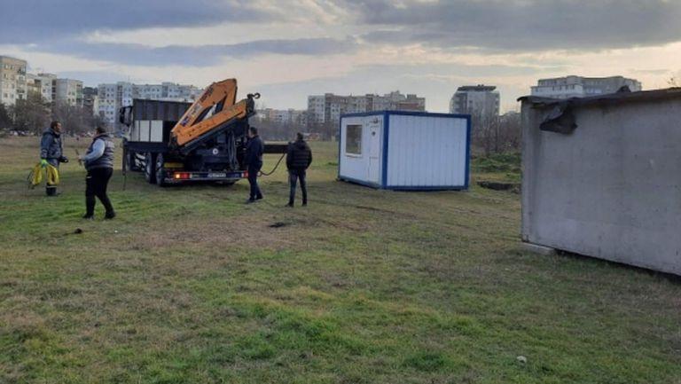 Дадоха старт на проекта за нова база на Локомотив