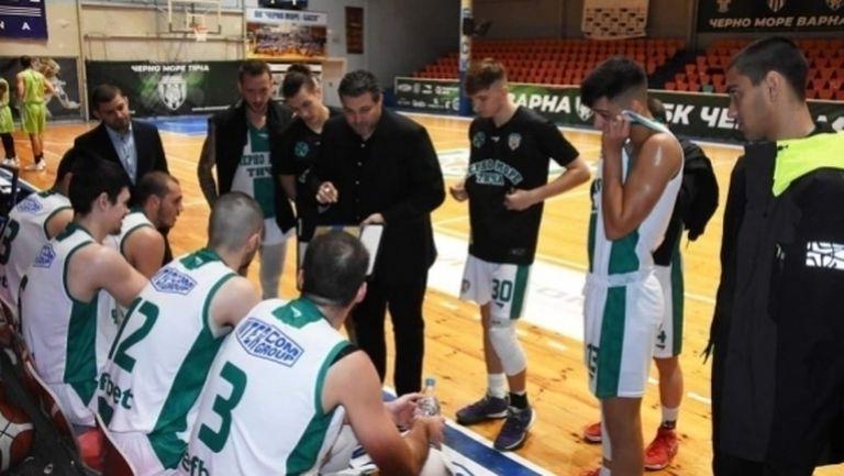 Треньорът на Черно море Тича подава оставка