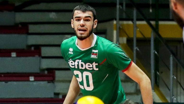 Димитър Димитров: Смятам, че ще играем на Евроволей 2021