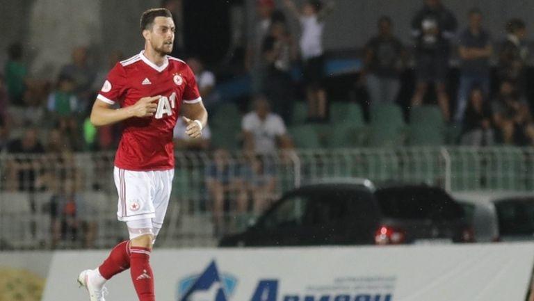 Бивш нападател на ЦСКА-София иска да играе на Мондиала догодина