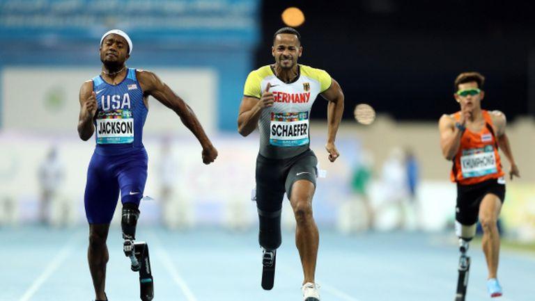Ясен е календарът на Световната параатлетика за 2021 г.