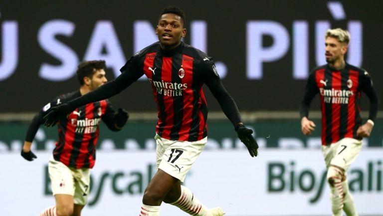 Милан си върна самочувствието с победа над Торино (видео)