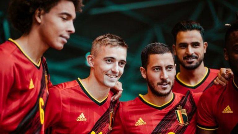 Вижте идеалния отбор на Белгия за всички времена