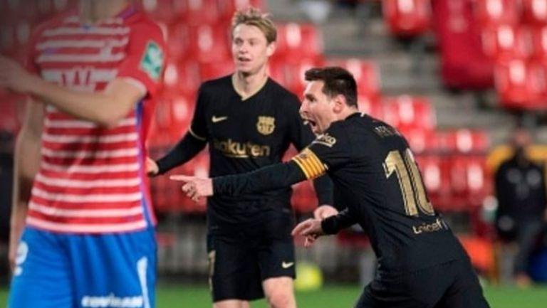 Меси задмина Кристиано, Гризман с два гола за първи път от 1 година