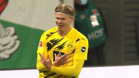 Холанд подобри рекорд на легендата Уве Зелер