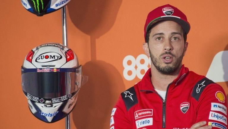 Довициозо обвини Ducati за раздялата помежду им