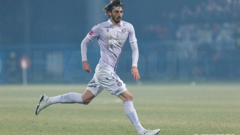 Левски отново ще се пробва за Кристиан Димитров