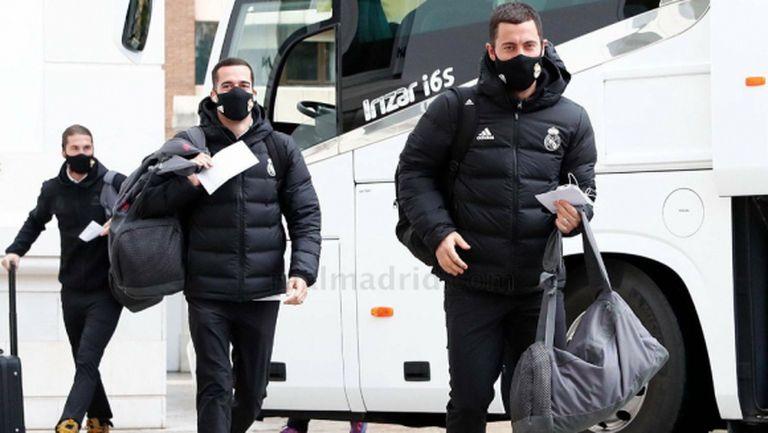 Реал Мадрид избяга от снежния ужас