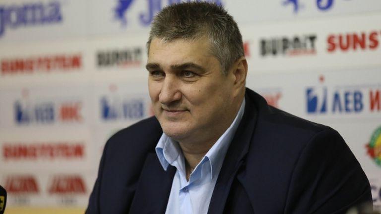 Любо Ганев обясни защо Георги Братоев не е в националния (видео)