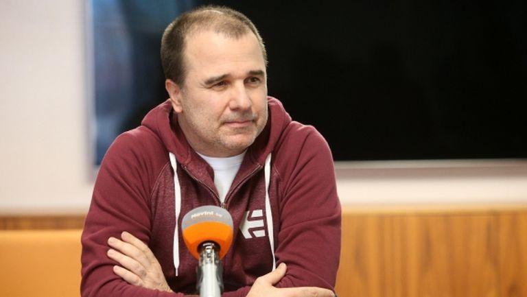 Цветомир Найденов: Продължаваме да играем с млади и талантливи български играчи
