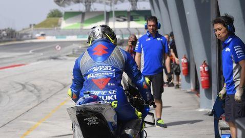 Предсезонните тестове на MotoGP в Малайзия бяха отменени