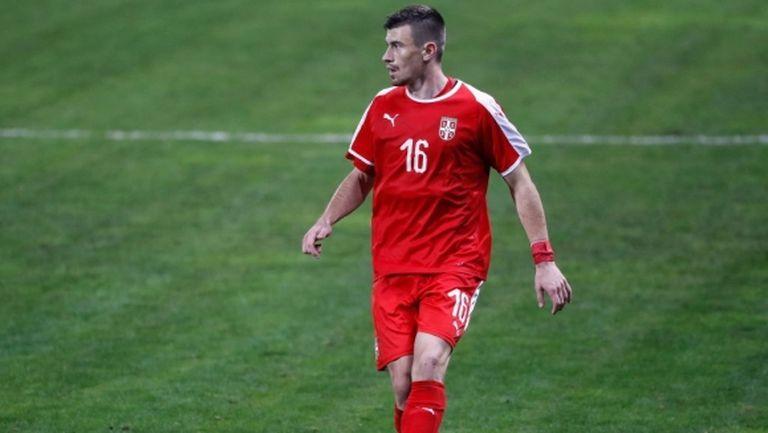 Лацио договорил сръбски талант