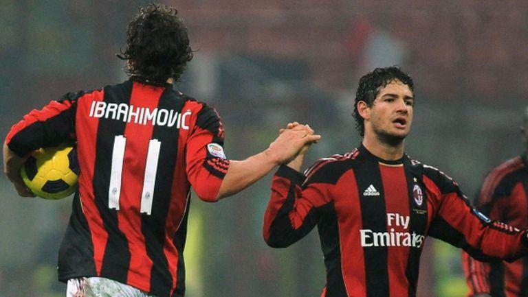 Шампион с Милан иска да се завърне: С Ибра бихме направили страхотен дует