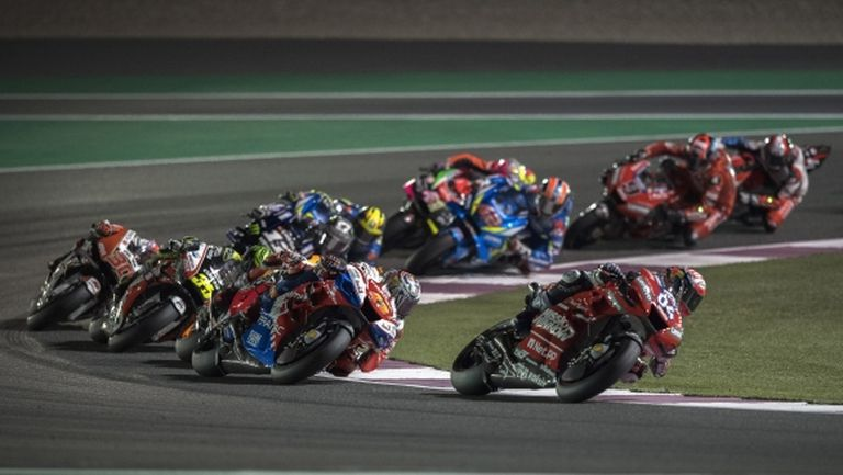 Отборите в MotoGP ще обсъдят нова дата за Гран При на Катар