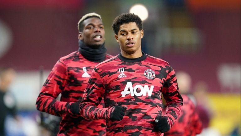 Рашфорд призна, че Моуриньо е научил играчите на Ман Юнайтед как да получават дузпи по-често
