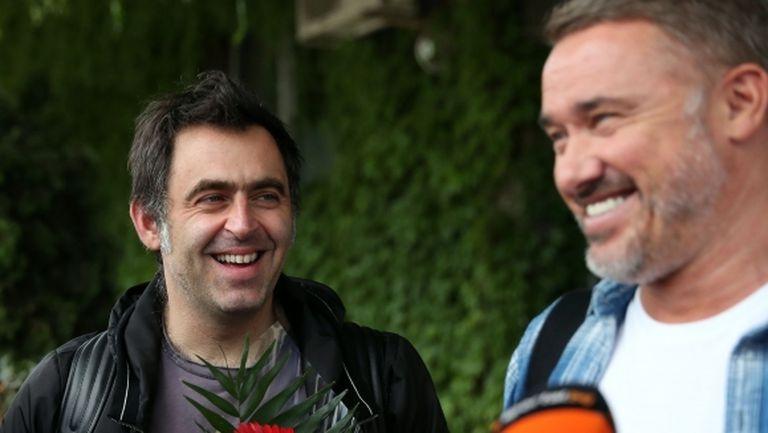 Кога да очакваме отново Рони О'Съливан или Стивън Хендри в България?